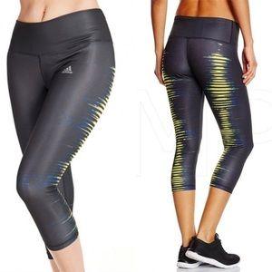 Adidas | Techfit AIS Running Capri Leggings XL